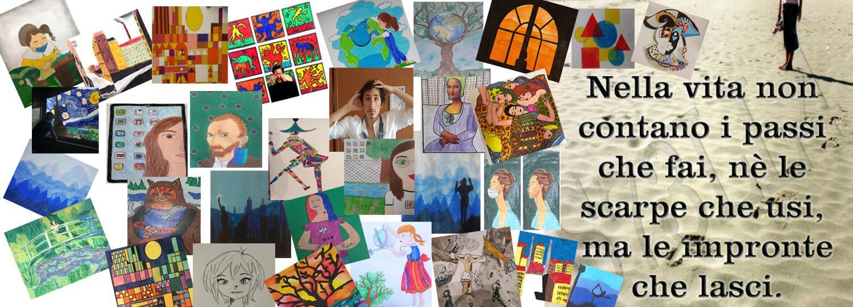 Lavori di arte - Scuola Secondaria - A.S. 2019-20